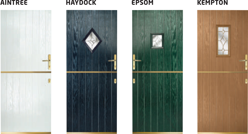Stable Door Composite Safeguard Doors